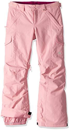 - Burton Girls' Elite Cargo Snow Pant, Sea Pink, X-Large