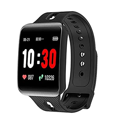 ZCFDD Smart Bracelet Ip67 Waterproof Heart Rate Blood Pressure Monitor 1 3 Inch Touch Screen Lemfo Gt98 Fitness Tracker Smart Bracelet Wristband Estimated Price -