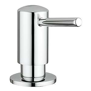 Grohe  - Dispensador de jabón Para fregaderos redondos   Ref. 40536000