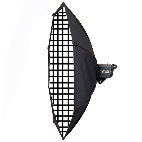 Used Alien Bees For Sale: Soft Boxes CowboyStudio 60-Inch Octagon Grid Softbox For