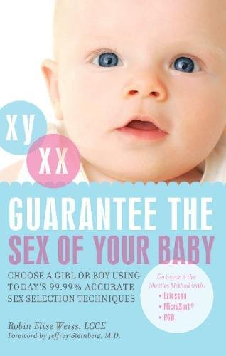 Guarantee Sex Your Baby Techniques product image