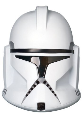 Star Wars Clone Trooper PVC Child Costume Mask -