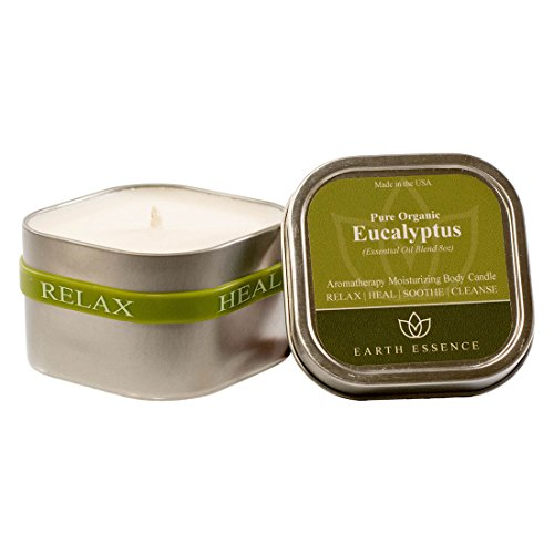 Natural Massage Candle - 3
