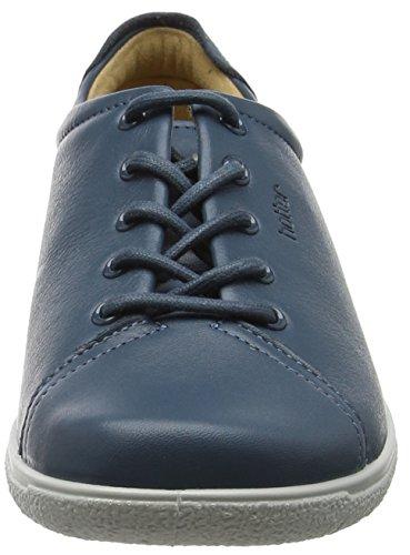 105 Zapatos River Blue Hotter Cordones Dew Azul de para Oxford Mujer g5nvqw