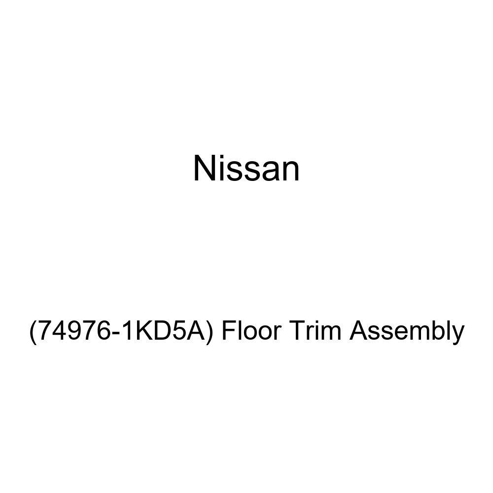 Floor Trim Assembly Nissan Genuine 74976-1KD5A