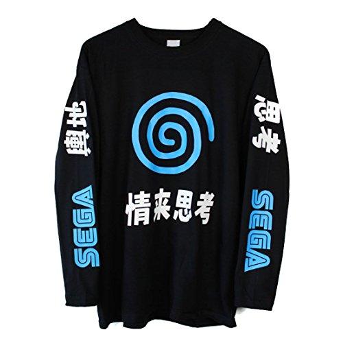 AGORA Dreamcast Japanese Long Sleeve T-Shirt