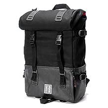 Travel backpack for men women. Traveling backpack. Laptop backpack. BIG WALKER (Black)