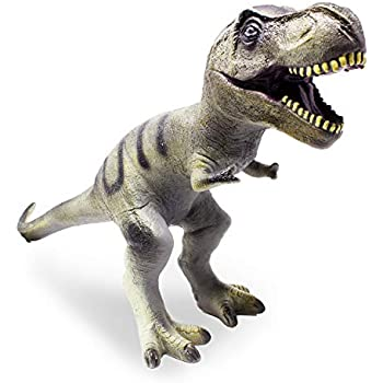 Amazon.com: 6 PCs Dinosaur Toys with Roar Sounds, 9 to 12