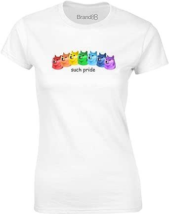 Brand88 Women's Such Pride T-Shirt