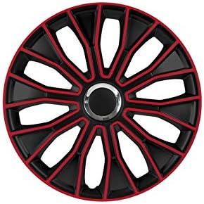 Unbekannt/ /Enjoliveurs petex Set 15/Pouces voltec Pro Noir Noir//Rouge 1350//–/3529