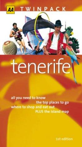 Tenerife (AA TwinPacks) [Idioma Inglés]: Amazon.es: Sanger, Andrew ...