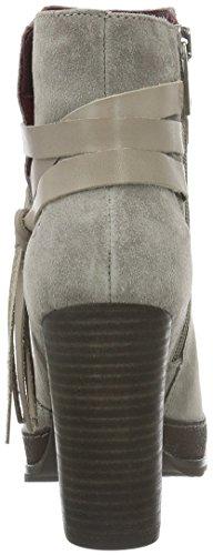 Marc O'Polo High Heel Bootie - Botas de caña baja para mujer Marrón (Light Taupe 706)