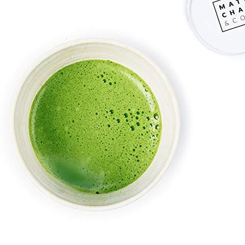 Matcha 100% Ecológico (30 g) | Té verde en polvo Orgánico de Japón | Té Matcha de grado ceremonial BIO | Matcha & CO: Amazon.es: Alimentación y bebidas