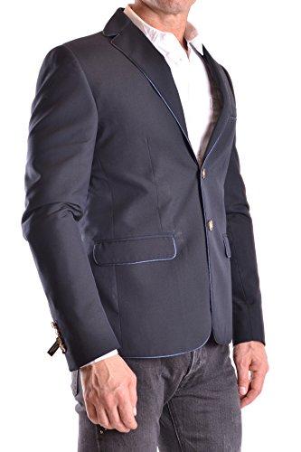 Daniele Alessandrini Homme MCBI086018O Bleu Polyester Blazer