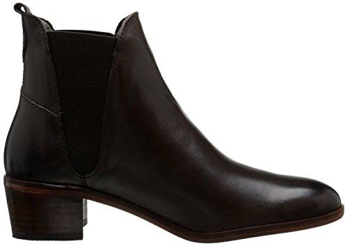 H Da Hudson Womens Composto Chelsea Boot Marrone