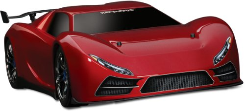 Traxxas 6407 1/7 X0-1 100+MPH 4WD Ready-to-Run Supercar (Colors may vary) ()