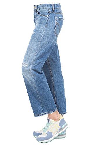 Damen Dp271 Df159d Farbe Denim Dondup R09t Jeans
