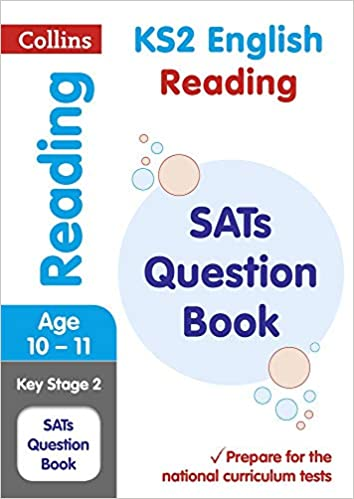 KS2 Reading SATs Question Book: Collins KS2 Revision and Practice Paperback
