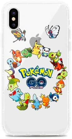 coque iphone 7 pokemon silicone