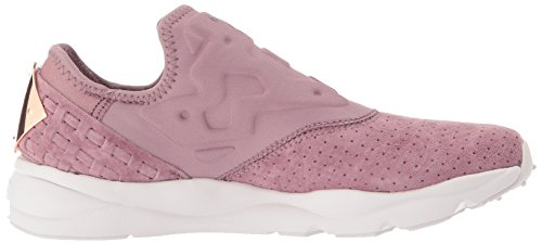 Reebok Women's Furylite Slip On Fbt Track Shoe Smoky Orchid/Lilac Ash 100% guaranteed from china clearance low shipping fee sh3CBCiIkL
