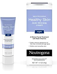 Healthy Skin Anti-Wrinkle Cream Night from Neutrogena