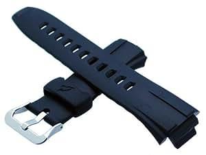 Casio Correa de Reloj Resin Band negro para GW-300-1 GW-300E GW-300U GW-301 GW-330A
