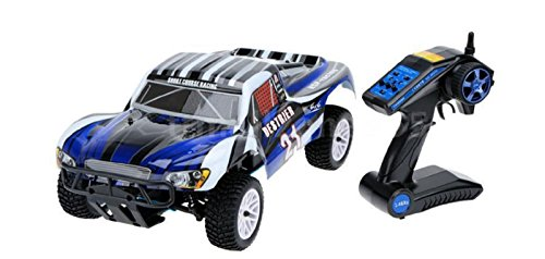 NEW! HSP 94155 1/10 RC Truck 4WD Nitro RTR Short Course with (Pad Spring Race Disc)