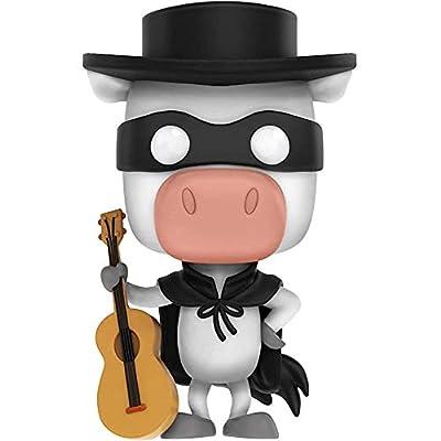 Funko Specialty Series Pop! Hanna Barbera Quick Draw Mcgraw: El Kabong Vinyl Figure!: Toys & Games