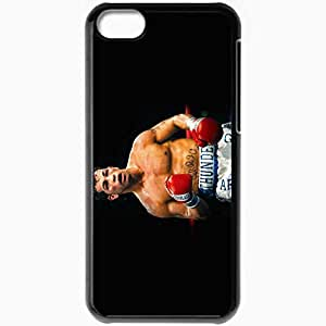 Personalized iPhone 5C Cell phone Case/Cover Skin 39444 Black