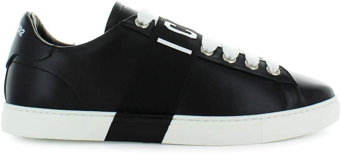 Men's Shoes Dsquared2 Black Icon