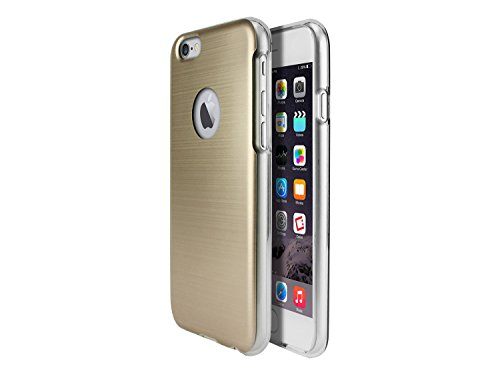 Cellet Brushed Metal Design iPhone