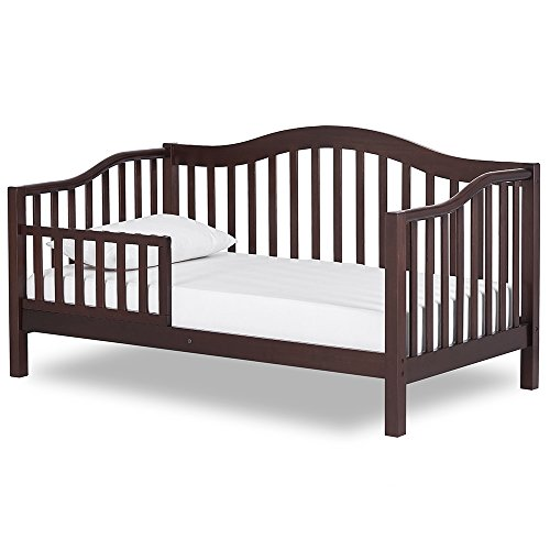 Dream On Me Austin Toddler Day Bed, Espresso (Austin Youth Bed)