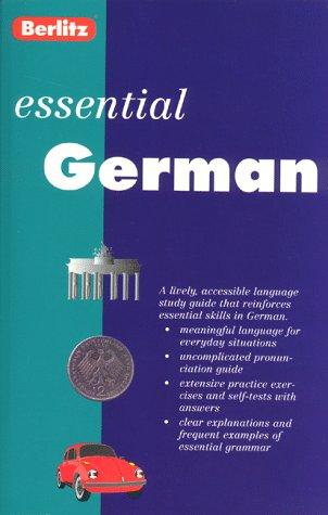 Berlitz Essential German (Berlitz Essentials)