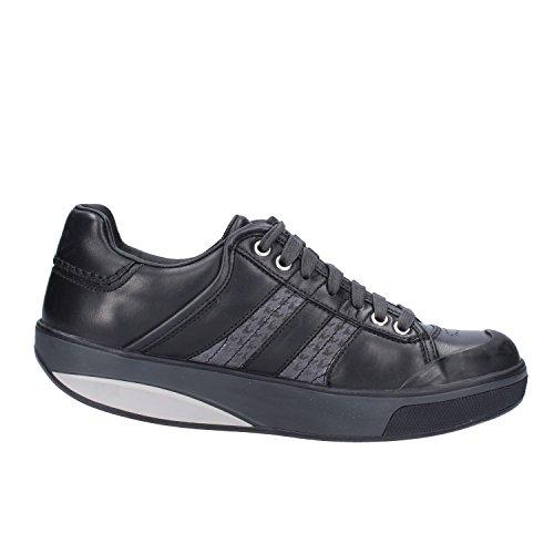 MBT Sneakers Donna 37 EU Nero Grigio Pelle