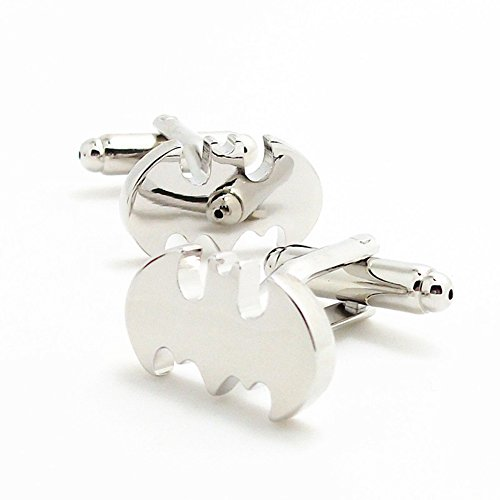 Covink® Batman Collection Cuff-link Mens Classic Formal Occasions Super Hero Cufflinks with Box