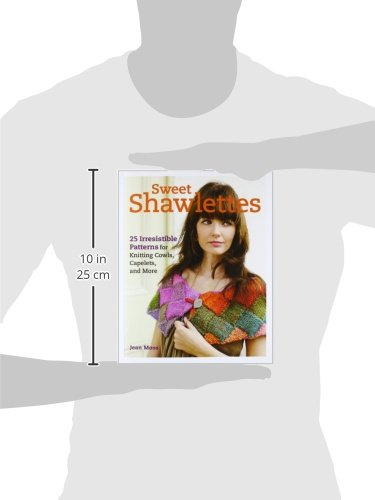 Amazon Sweet Shawlettes 25 Irresistible Patterns For Knitting