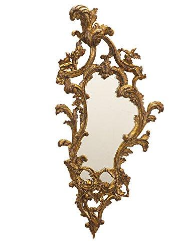 French Heritage Saville Mirror, Gold (Saville Bath)