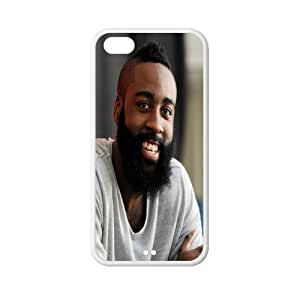 All Star James Harden plastic hard case skin cover for iPhone 5C AB648130