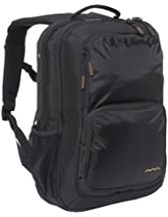 LapCabby HHG-HGBP015BLK Technomad Backpack