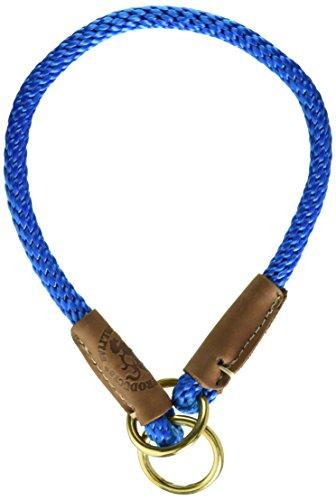 Mendota Command Slip Collar, Blue, (Mendota Training Collar)