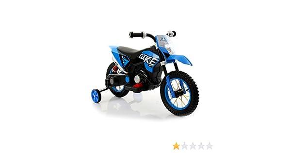 LT876 Motocicleta eléctrica infantil MOTO CROSS BABY ruedas ...