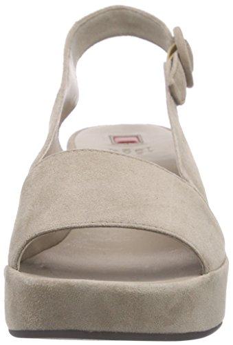 Högl 1- 10 3202 - Sandalias con cuña Mujer Beige (6900)