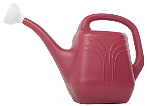 Bloem Classic JW Watering Can, 2 Gallon, Union Red (JW82-12) by Bloem