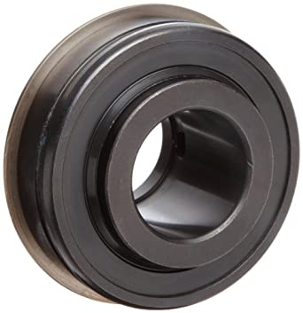 """Timken ER27 Wide Inner Ring Ball Bearing, With Snap Ring, Double Sealed, Inch, 1-11/16"""" ID, 85 mm OD, 1-63/64"""" Width, Max RPM, 4600 lbs Static Load Capacity, 8160 lbs Dynamic Load Capacity"""