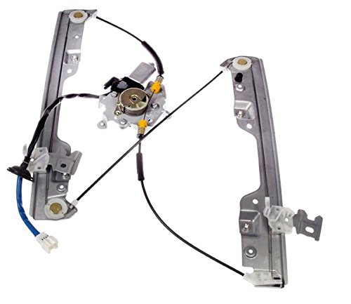Nissan Power Regulator (Front Driver Power Window Regulator with Motor NEW for 2003 - 2007 Nissan Murano 80721-CA01A NI1350147)