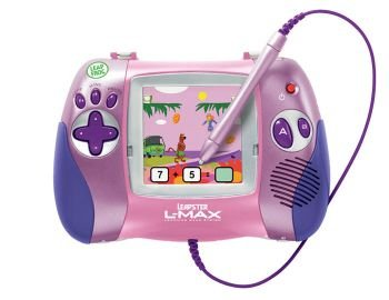 (Leap Frog Leapster L-Max Girl Portable and TV Learning System)