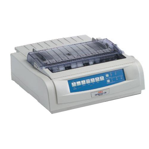 Oki MICROLINE 421 Dot Matrix Printer (62418801) by OKI