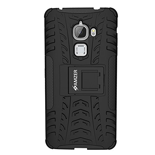 AMZER-Hybrid-Case-Cover-Skin-for-Leeco-Le-Max-Letv-Le-Max-Retail-Packaging-Black