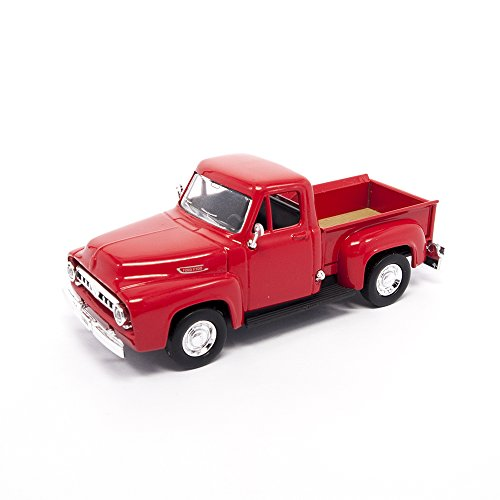 94204 Scale 1:43 1953 Ford F-100 Pick Up, Red