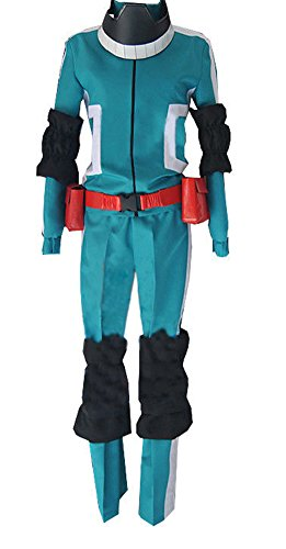 ROLECOS Japanese Anime Fighting Battleframe Cosplay Costume Green Battleframe Uniforms Outfit M